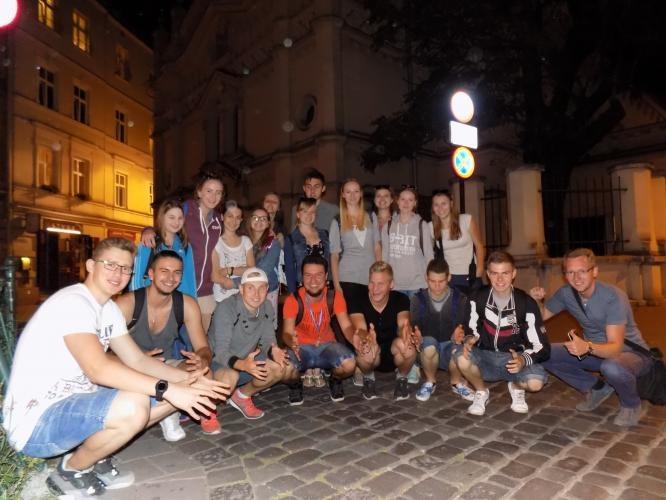 Humaniści zwiedzają Kraków, Wieliczkę i Oświęcim